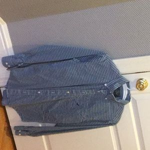 Nautica shirt size small